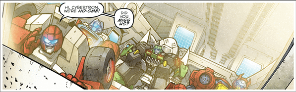 Robots in Disguise #26