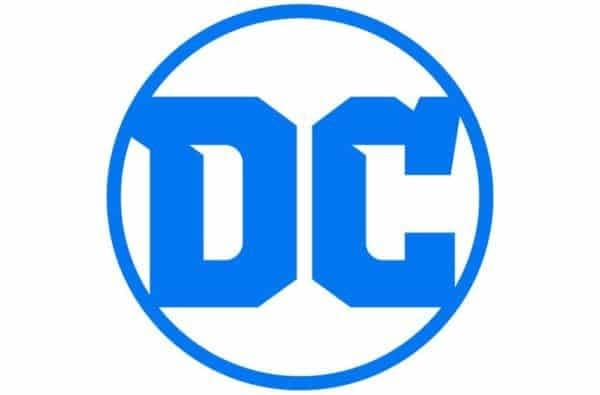 The official logo for DC Comics.