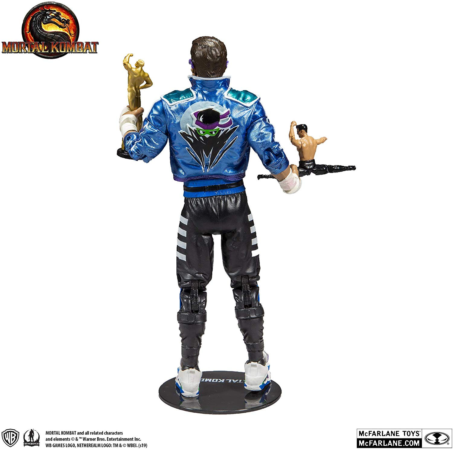 Mortal Kombat XI Gets Two New Figures from McFarlane Toys