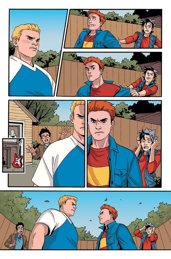 In New Mini-Comic, Jughead Shows Archie How to Pre-Order Archie #29 Before FOC