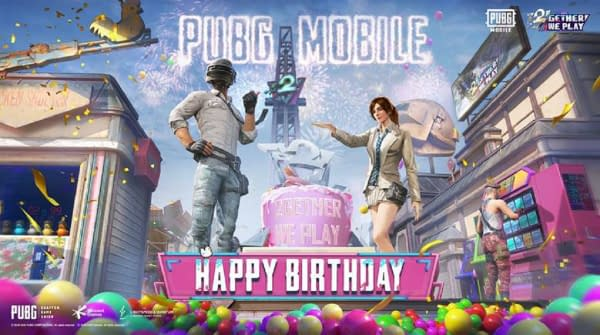 """PUBG Mobile"" Celebrates Its Second Anniversary Today"