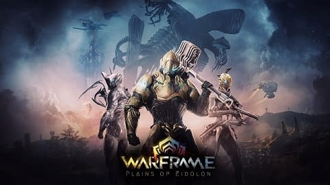Warframe's Plains Of Eidolon Update Hits Consoles Today