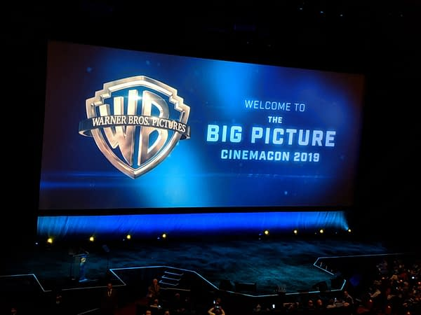 Warner Bros Presentation Live Blog at Cinemacon