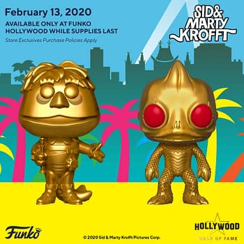 Funko Announces Hollywood Walk of Fame Event With Exclusive Pops