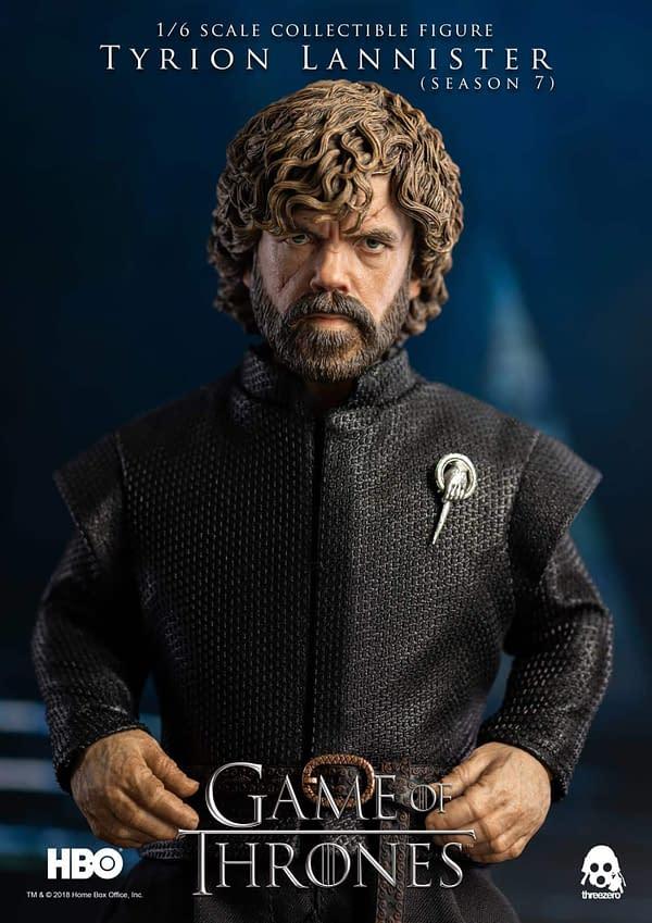 Game of Thrones Treezero Tyrion Lannister 2