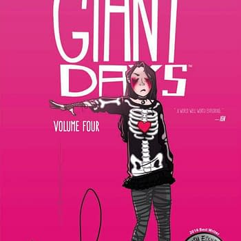Nostalgia Has Never Been So Fun &#8211 Giant Days Vol. 4 Review