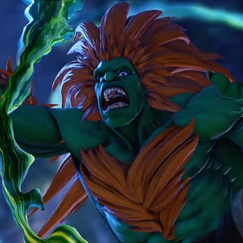 Blanka Returns To Street Fighter V: Arcade Edition With A New Trailer