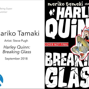 Mariko Tamaki and Steve Pughs Harley Quinn is an Intersectional Activist Comic About Drag Queens