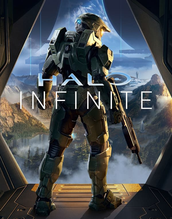 """There's A Hidden Cortana Message In The """"Halo Infinite"""" Trailer"""