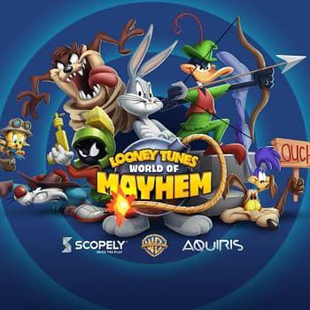 Scopley and WBIE Launch Looney Tunes: World of Mayhem