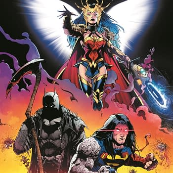 SCOOP: Art Details For Dark Nights Sequel Death Metal by Scott Snyder and Greg Capullo