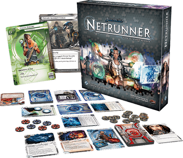 Android: Netrunner Will Be Shutting Down in October