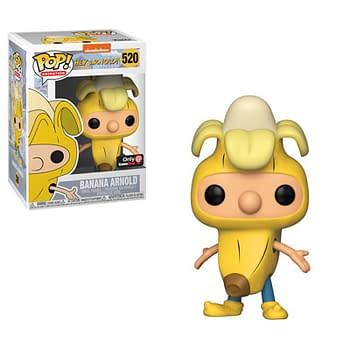 Funko Nicktoons Arnold Banana