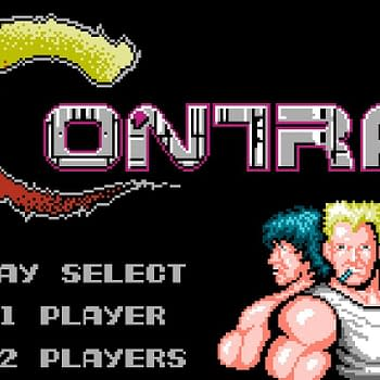 """Contra"" and ""Bomberman"" Board Games Licensed by Konami"