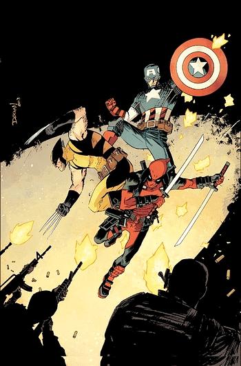 Arthur Adams, Declan Shalvey and Ed McGuinness Get Marvel Monograph Volumes
