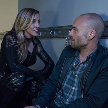 Katie Cassidy Talks About Arrows Black Siren And Quentin Lance