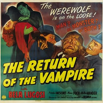 Castle of Horror: Lugosis Last Major Vampire Role is His Least Respected But His Best