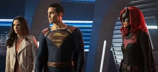 Batwoman and Superman & Lois set to crossover sometime in 2021, courtesy of The CW.