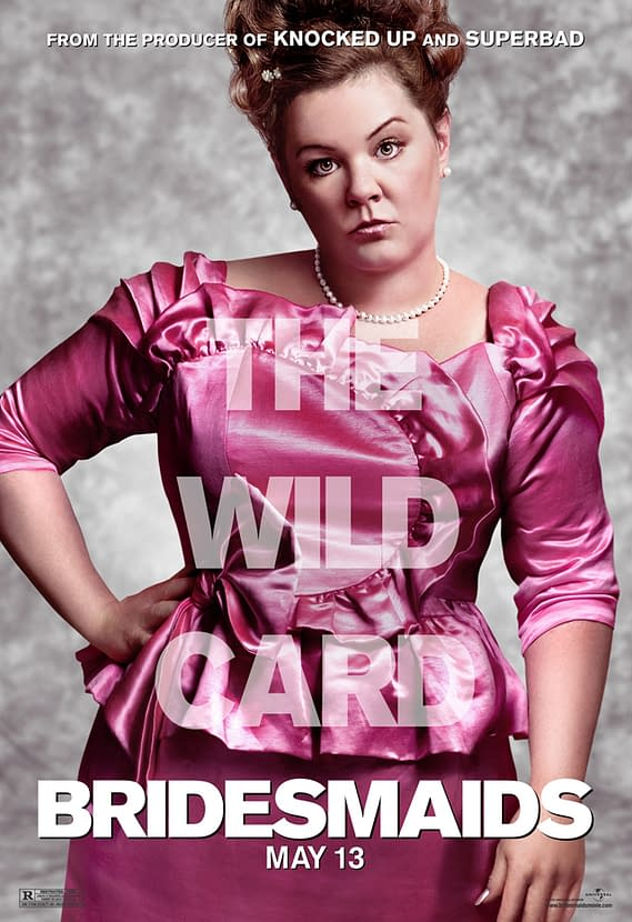 These Six Character Posters For Bridesmaids Play The Spice Girls Card