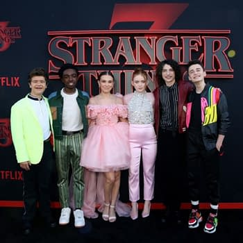 Stranger Things 3 Cast Talk Upcoming Season at World Premiere Red Carpet