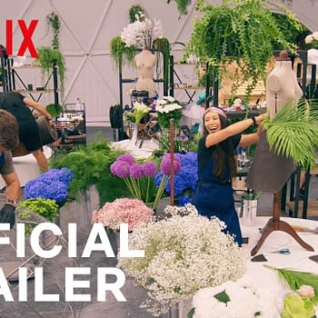 The Big Flower Fight premieres this month, courtesy of Netflix.