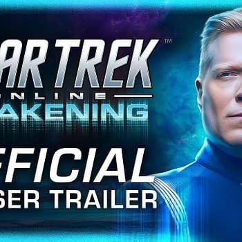 """""""Star Trek Online: Awakening"""" has Received an Official Teaser Trailer"""