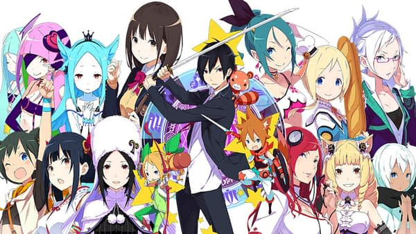 """""""Conception Plus: Maidens Of The Twelve Stars"""" Gets A New Trailer"""