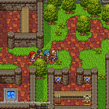 "2D Mode is the Best Part of ""Dragon Quest XIS: Echoes of an Elusive Age- Definitive Edition"""