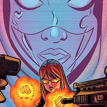 Brilliant Trash #5 Review: Visceral Action Abruptly Turns into Waxing Philosophy