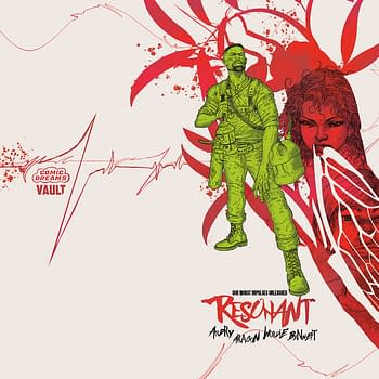 Resonant #1 Gets a Very Meaningful Comic Dreams Variant From Ramon Villalobos at San Diego Comic-Con 2019