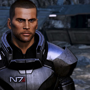 "Surprise! ""Anthem"" is Getting ""Mass Effect"" Costumes For N7 Day"