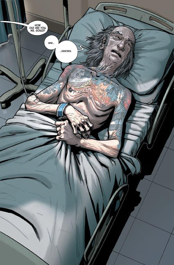 Dr. Strange #3 [Preview]