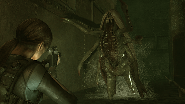 What Is This Beautiful Mess? We Review 'Resident Evil: Revelations'
