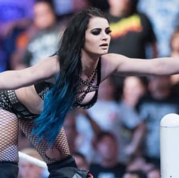 Defiant WWE Superstar Paige Declares 2018 to Be the Year of Paige