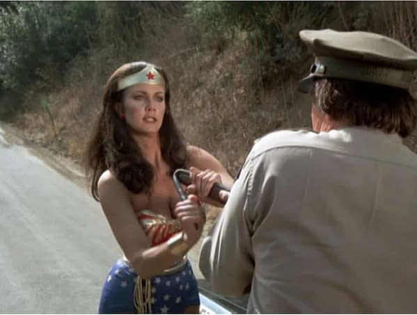 Wanna Buy some Lynda Carter 'Wonder Woman' Props at Auction?