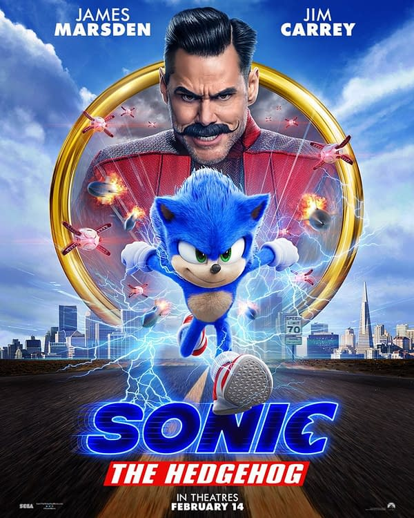 """Second """"Sonic"""" Trailer Displays New Designs and More Content"""