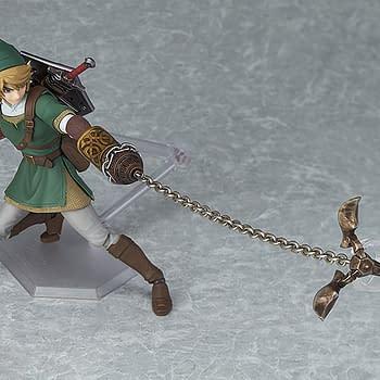 Legend of Zelda Twilight Princess Link figma is Back with Good Smile