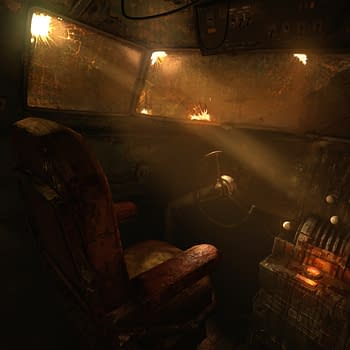 Amnesia: Rebirth Has a More Crazy Project in the Works