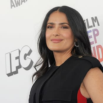 Eternals: Salma Hayek Excited to Lead in the MCU