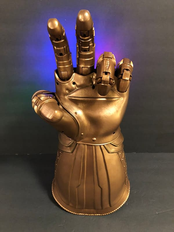 Hasbro's Infinity Gauntlet is 2018's First Must-Own Collectible