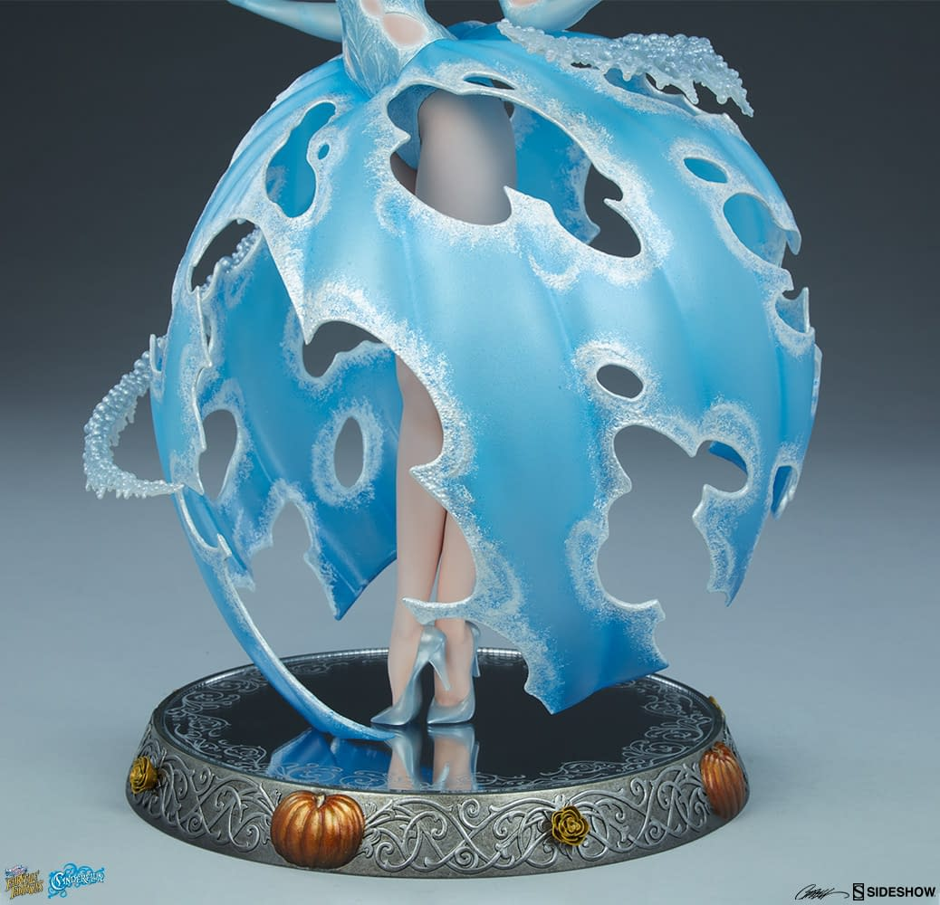 Cinderella J. Scott Campbell Statue from Sideshow Collectibles