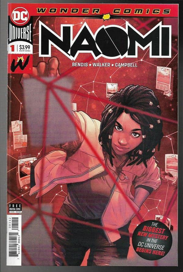 Naomi #4, Doomsday Clock #8 and Detective Comics #1001 Go to Second Printings