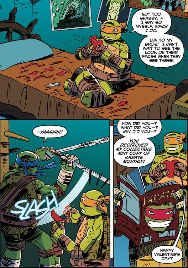 TMNT New Animated Adventures #10
