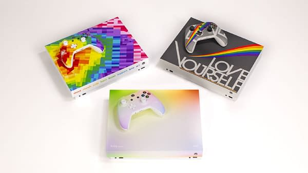 You could win one of these today, courtesy of Microsoft.