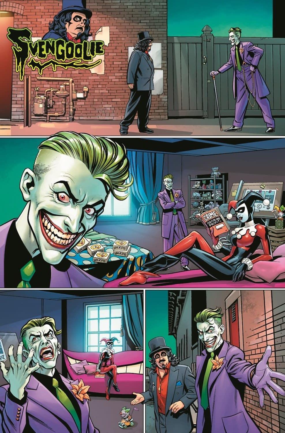 Dan Didio to Write Svengoolie Crossover for DC's October Comics