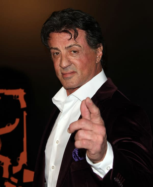 Sylvester Stallone Reveals Casting of [SPOILER]'s Son For Creed 2