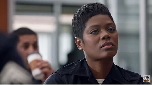 """ABC's Rookie Preview Highlights Nathan Fillion's Nervous """"New Blood"""" Cop"""