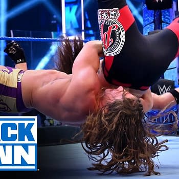 WWE Smackdown 7/17/20 Part 2 &#8211 AJ Styles vs. Matt Riddle Again