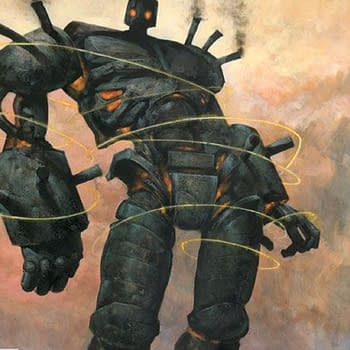 Magic: The Gathering Artist Focus: Carl Critchlow's Darker Works