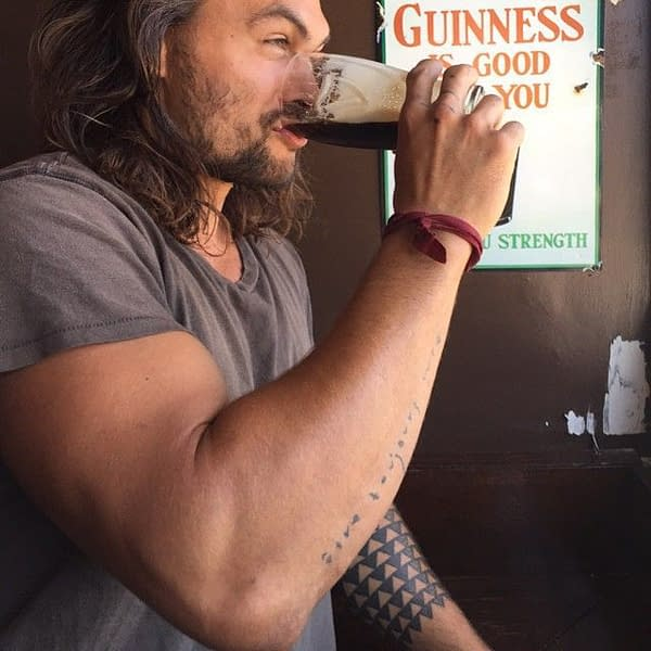 Jason Momoa, Benioff, Weiss, and Guinness – Will the Khal Ride Again?